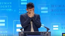 Jake Choi Breaks Down As He Honors The 'Lost And Confused' LGBTQ Kids