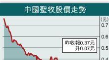 聖牧售子企控權 股價飆逾兩成