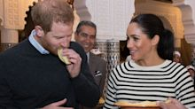 Meghan Markle And Prince Harry Just Ate Pigeon On Their Trip To Morocco