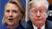 Hillary Clinton Has Withering Response To Trump Stealing 2016 Campaign Slogan