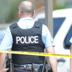 White police officer shoots off-duty black officer in St Louis