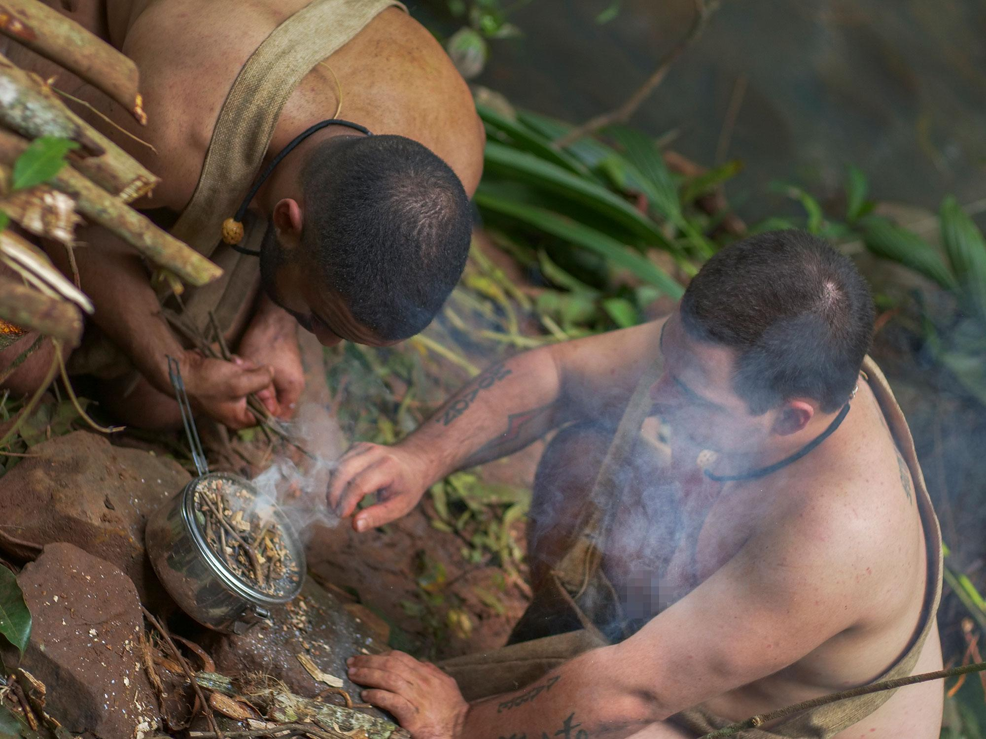 Naked and afraid sex video-3285