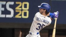 Dodgers vs. Rays Game 4 lineups: Cody Bellinger to DH because of back tightness