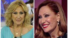 Rosa Benito vuelve a la televisión con cambio radical de look incluido