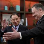 Pompeo says nothing's changed on North Korea talks: 'It'll be my team""