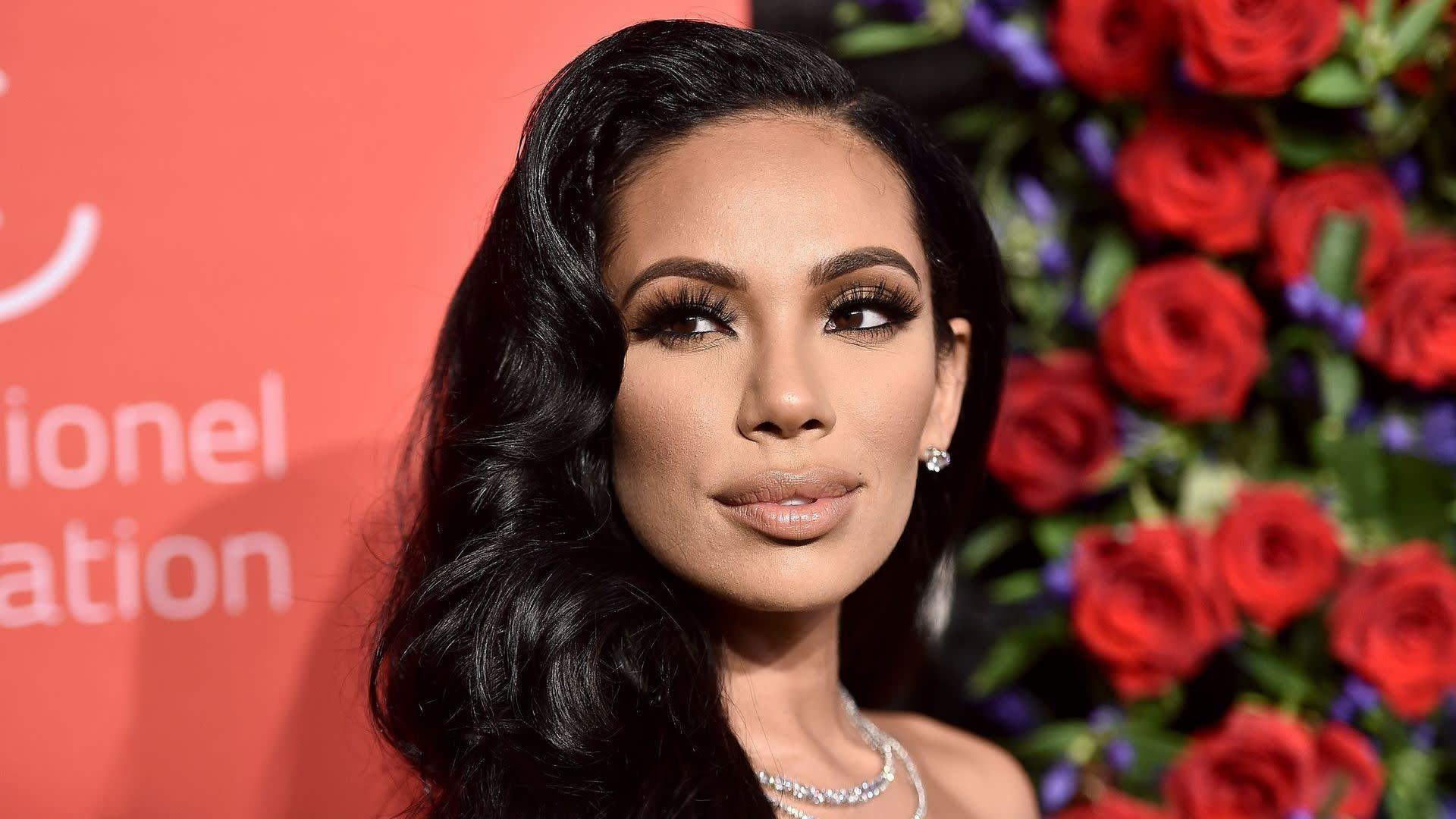 Erica Mena Calls Out Safaree for Saying Getting Married Was '1 of My Biggest Mistakes' - Yahoo Entertainment