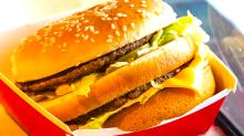 McDonald's sales beat expectations, shares rally
