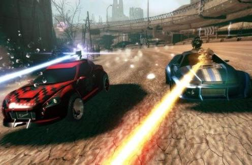 ESRB: Death Track: Resurrection to get new life on PS3