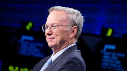 Tech frustration is media 'perception': Eric Schmidt