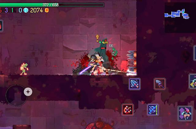 'Dead Cells' is coming to Android on June 3rd