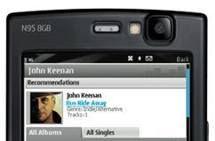 Nokia's N95 to see Comes With Music on 3 UK