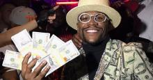 Floyd Mayweather Shows Evidence Of Insane Wealth