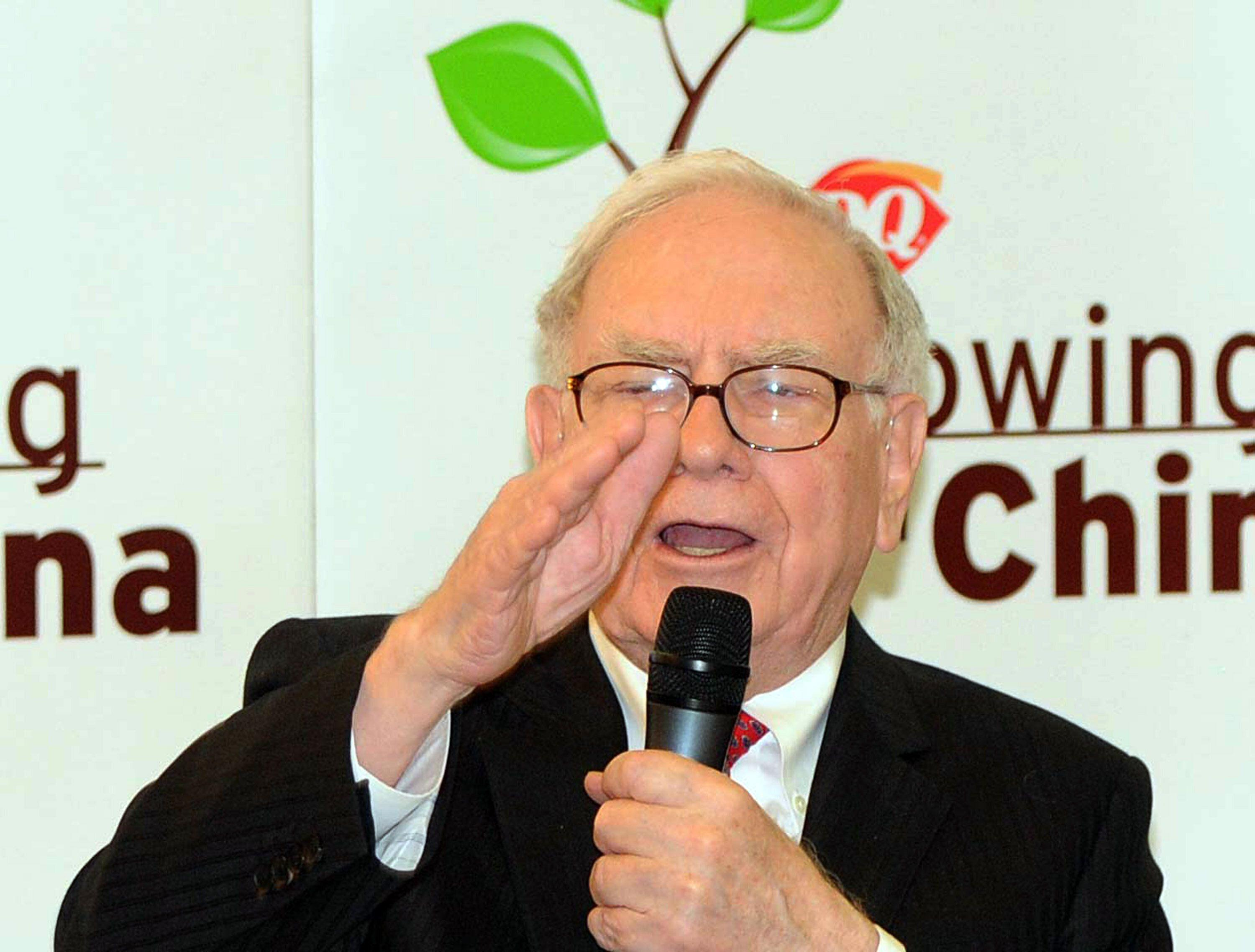 Why business leaders gathered in Omaha buy Buffett's optimism on US-China relations - Yahoo Finance