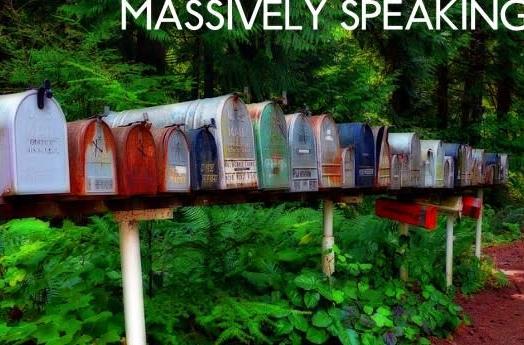 Massively Speaking Episode 326: Mailbag cleanup