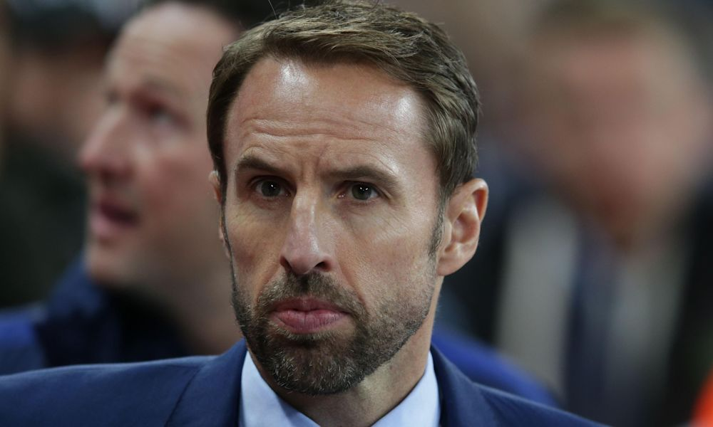 Southgate points to work in progress as FA's Glenn labels England 'brittle'