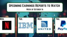 Upcoming Earnings Reports to Watch: NFLX, IBM, UAL, PYPL