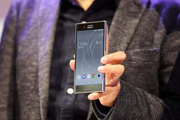 Sony's Xperia XZ Premium will play Netflix in HDR