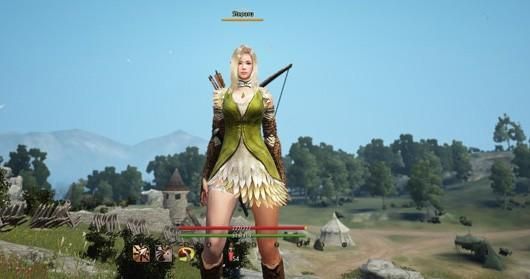 More Black Desert beta vids, this time with parkour