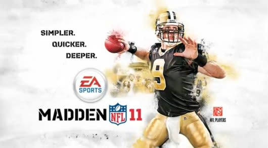 Preview: Madden NFL 11 GameFlow makes calling plays a snap