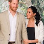 Prince Harry and Meghan's touching message to the Queen on her 93rd birthday