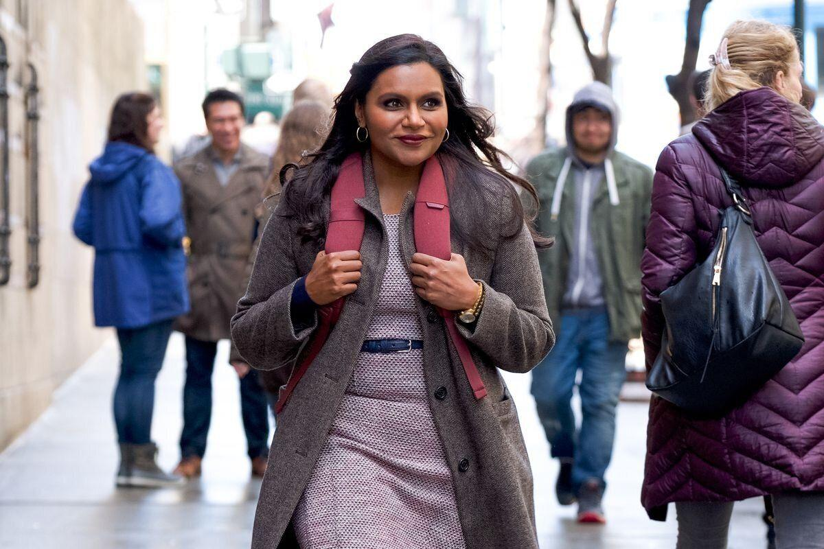 Mindy Kaling on how her job on 'The Office' inspired new film 'Late Night': 'I was a diversity hire'