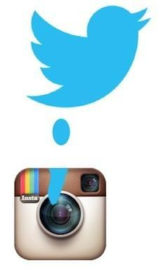Instagram and Twitter aren't friends anymore