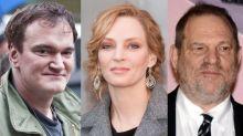 Uma Thurman rompe su silencio: Weinstein la atacó y Tarantino casi la mató