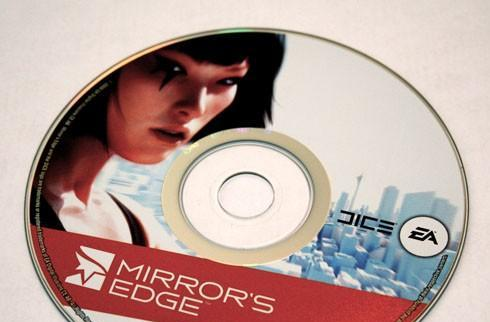 Mirror's Edge theme, 'Still Alive,' not Portal's 'Still Alive'