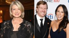 Chip Gaines Jokes Martha Stewart 'Didn't Have the Faintest Idea' Who He and Wife Joanna Were