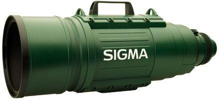 Sigma's APO 200-500 F2.8 telephoto lens gets close to wildlife, your wife