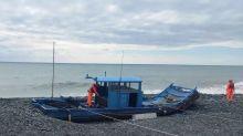 台東膠筏擱淺失聯船長遺體尋獲 離事發地50公里遠