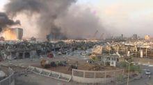 Beyrouth : 300.000 personnes sans domicile, les dommages s'étendent à la moitié de la ville