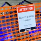 Gold Coast's Surfers Paradise Beach Closed as Queensland Enforces Social Distancing
