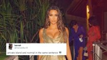 'People Are Dying': Kim Kardashian Slammed Over Extravagant 40th Birthday Party During Pandemic