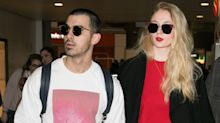 Sophie Turner and Joe Jonas' New Tattoos Take Their Wedding Prep to the Next Level