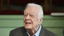 Jimmy Carter cumple 96 años; es el expresidente más longevo