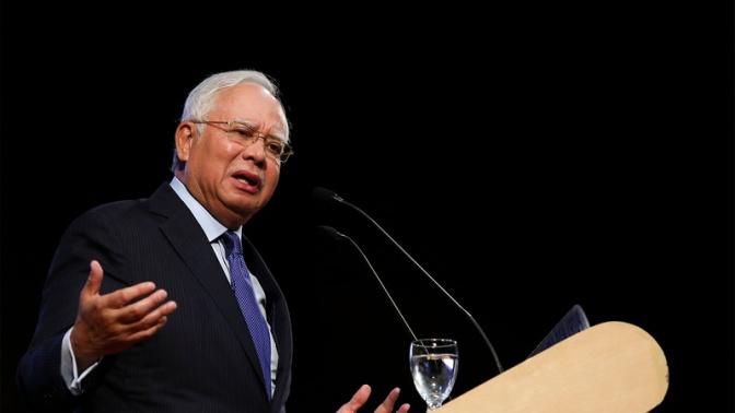 In Pekan, Najib claims lost to ingratitude and slander