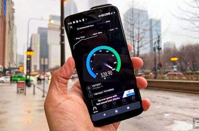 Verizon's latest prepaid service offers mmWave 5G for $75 per month