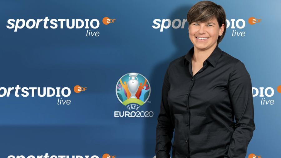 ZDF reagiert clever auf Online-Bashing der Fußballexpertinnen