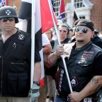 Charlottesville white supremacists 'terrified' of being exposed online