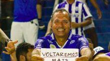 """""""Vamos voltar"""": o recado do CSA à sua torcida ao fim do Brasileirão"""