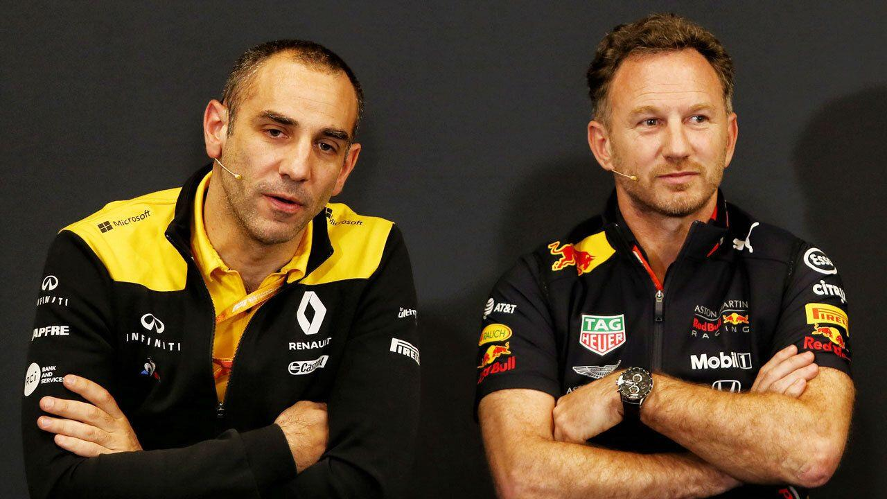 Why Daniel Ricciardo's two bosses have parked public spat