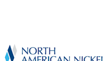 North American Nickel Announces Earn-in Agreement with Option to Acquire a 100% Interest in Loveland Nickel Property