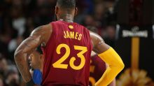 LeBron James joins the movement: 'I'm not a fan of the two-minute report'