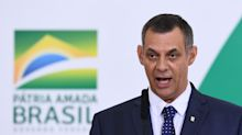 Governo Bolsonaro exonera general Rêgo Barros, porta-voz da presidência