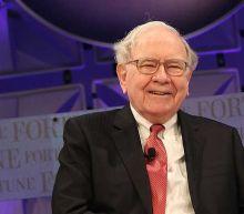 Dow Jones Climbs; Warren Buffett Names Successor; These 3 Stocks Pass Buy