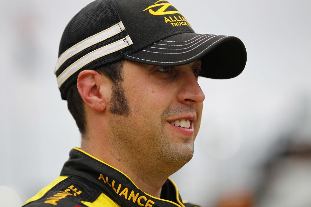 Hornish to drive 7 Nationwide races for Gibbs