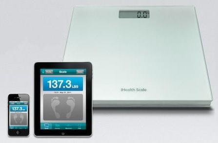 iHealth HS3 Bluetooth Body Scale reveals your weight to iOS