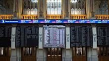 La Bolsa española pierde un 2,89% en la semana