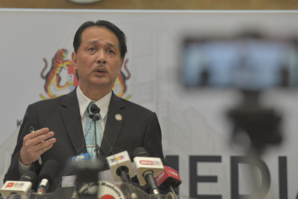 Malaysia records 20 new Covid-19 cases, with no deaths ...